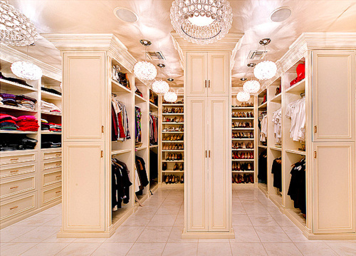 Check Out The Most Luxurious Closets Ever